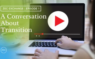 ZEC Exchange – A Conversation about Transition