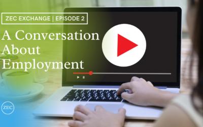 ZEC Exchange – A Conversation about Employment