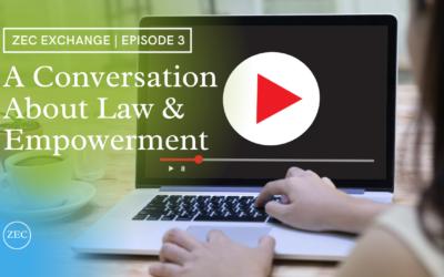 ZEC Exchange – A Conversation about  Special Education Law & Empowerment