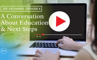 ZEC Exchange – A Conversation about Next Steps