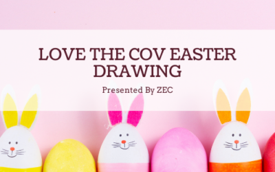 Love the Cov Easter Drawing